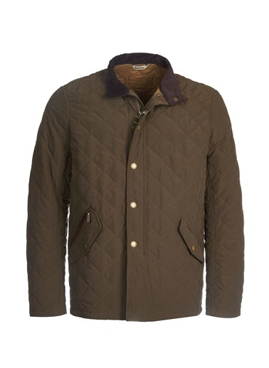 Barbour Ceket Yeşil